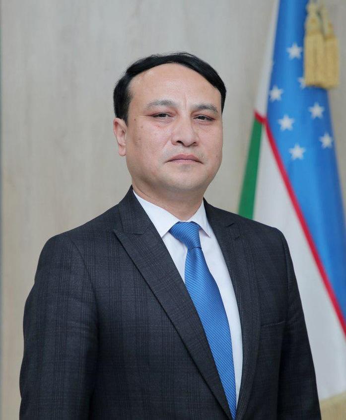 Aliyev Anvarjon Orifjonovich