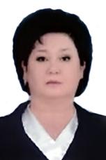 Bekmuhamedova Gulnora Zaynidinovna