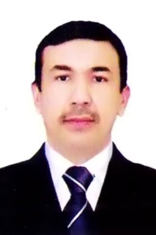 Mahkamov Alidjan Vaxobovich