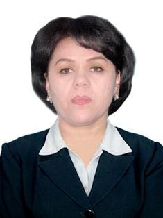 Kucharova Dildora Lutpullayevna