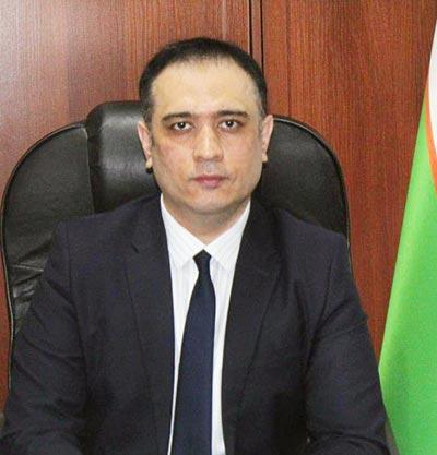 Yusupov Ulugbek Mirtalibovich
